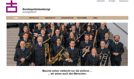 Bundespolizei evangelische Seelsorge